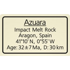 Azuara Impact Melt Rock