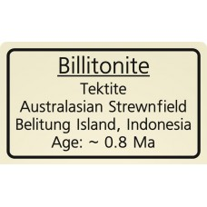 Billitonite