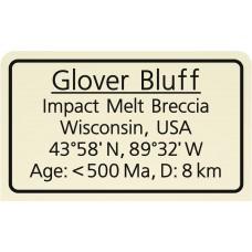 Glover Bluff  Impact Melt Breccia