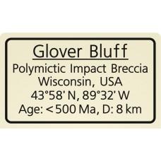 Glover Bluff Impact Breccia