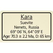 Kara Suevite