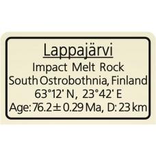 Lappajärvi Impact Melt Rock