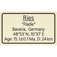 Ries Flädle