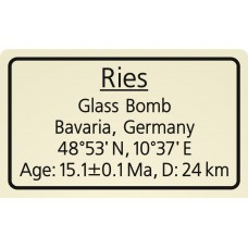 Ries Glass Bomb