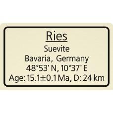 Ries Suevite