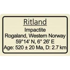 Ritland Impactite
