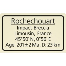Rochechouart Impact Breccia