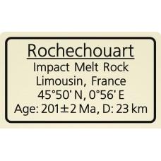 Rochechouart Impact Melt Rock