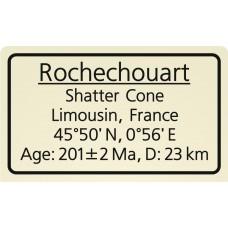 Rochechouart Shatter Cone