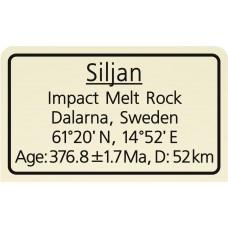 Siljan Impact Melt Rock