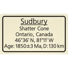 Sudbury Shatter Cone