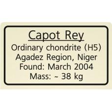 Capot Rey
