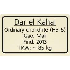 Dar el Kahal