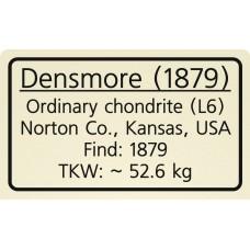Densmore (1879)