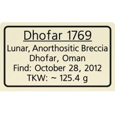 Dhofar 1769