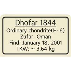 Dhofar 1844