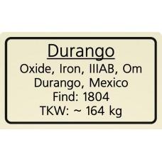 Durango (Oxide)