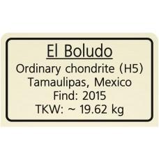 El Boludo