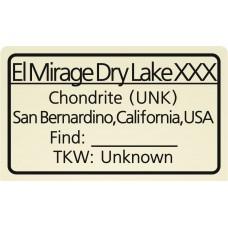 El Mirage Dry Lake XXX
