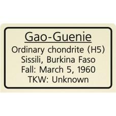 Gao-Guenie