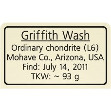Griffith Wash