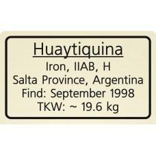 Huaytiquina