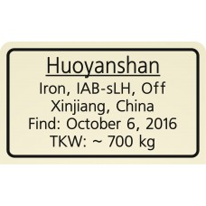 Huoyanshan