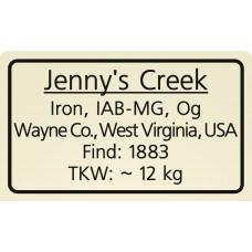 Jenny's Creek