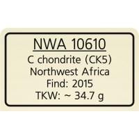 NWA 10610
