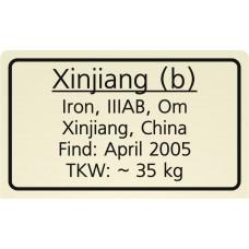 Xinjiang (b)