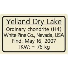 Yelland Dry Lake