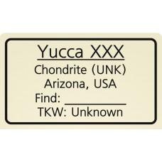 Yucca XXX